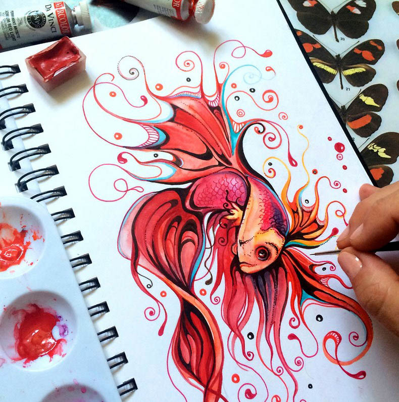 I-collect-colorful-creatures-in-my-sketchbook-vinegret (1)