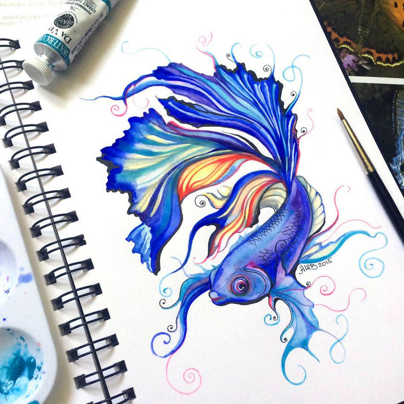 I-collect-colorful-creatures-in-my-sketchbook-vinegret (10)
