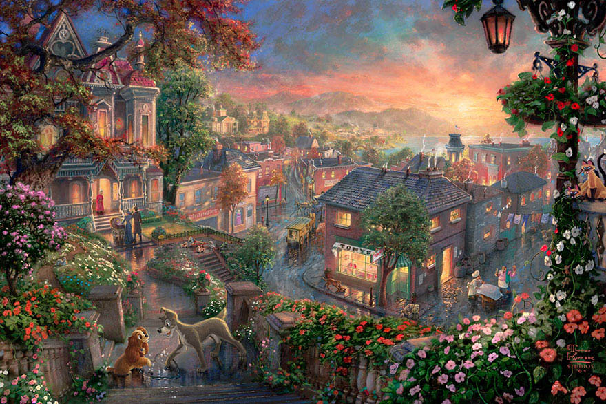 disney-paintings-thomas-kinkade-vinegret (12)