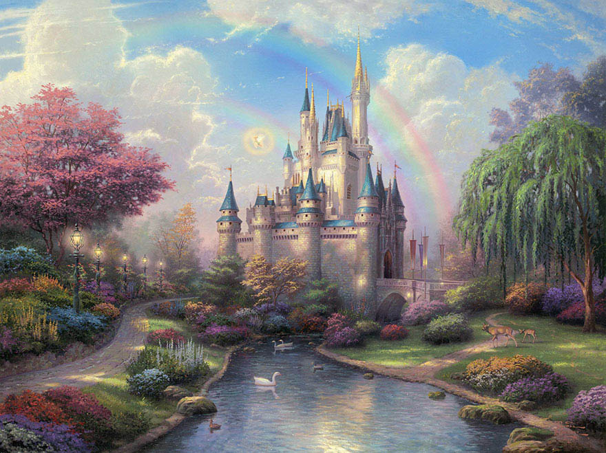 disney-paintings-thomas-kinkade-vinegret (20)