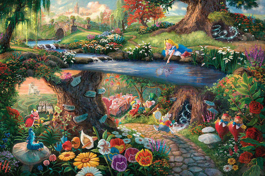 disney-paintings-thomas-kinkade-vinegret (22)