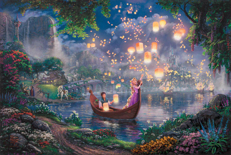 disney-paintings-thomas-kinkade-vinegret (23)