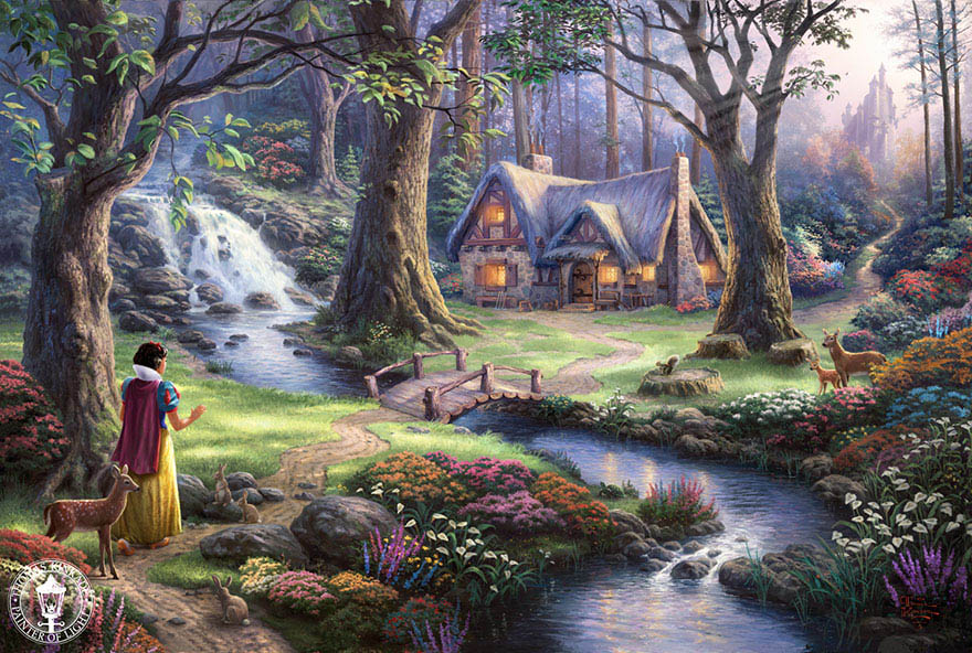 disney-paintings-thomas-kinkade-vinegret (4)