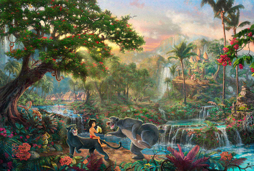 disney-paintings-thomas-kinkade-vinegret (8)