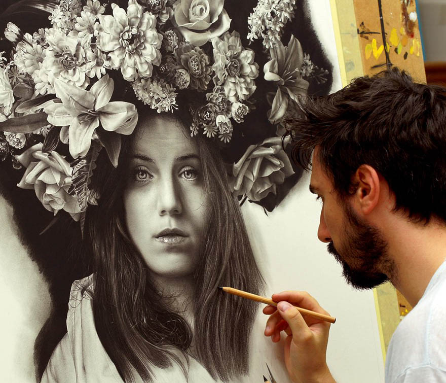 photorealistic-pencil-drawings-renaissance-hyperrealism-emanuele-dascanio-vinegret (4)