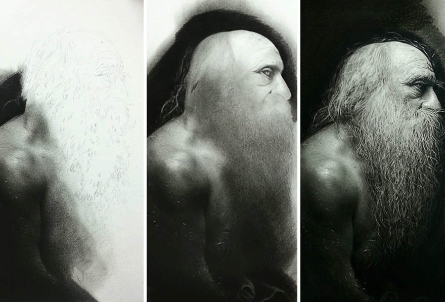 photorealistic-pencil-drawings-renaissance-hyperrealism-emanuele-dascanio-vinegret (5)