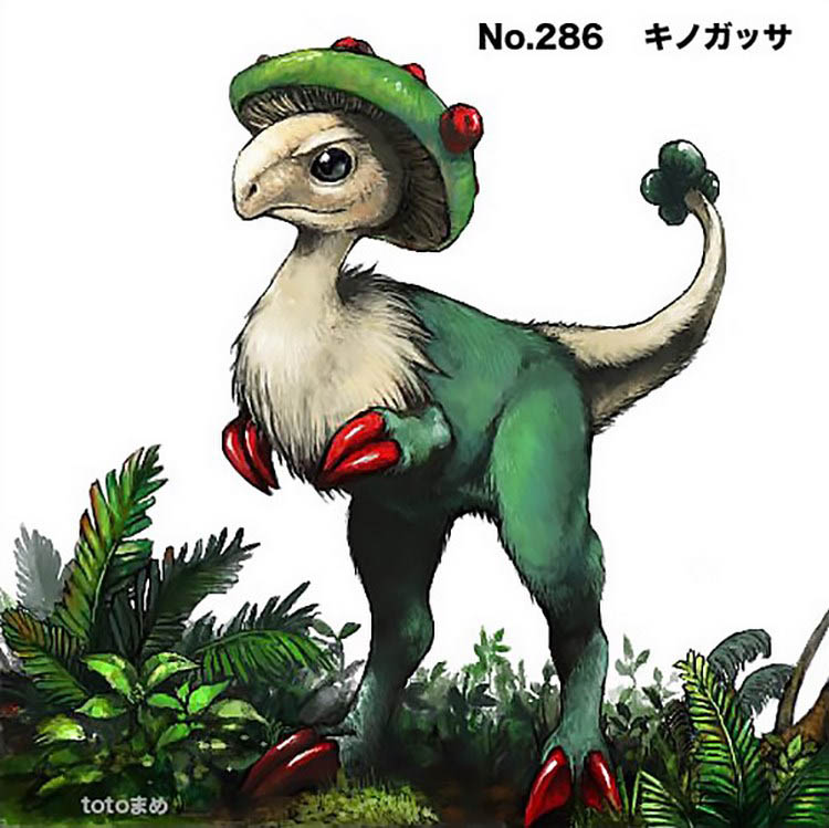 real-life-pokemon-illustrations-totomame-vinegret (7)