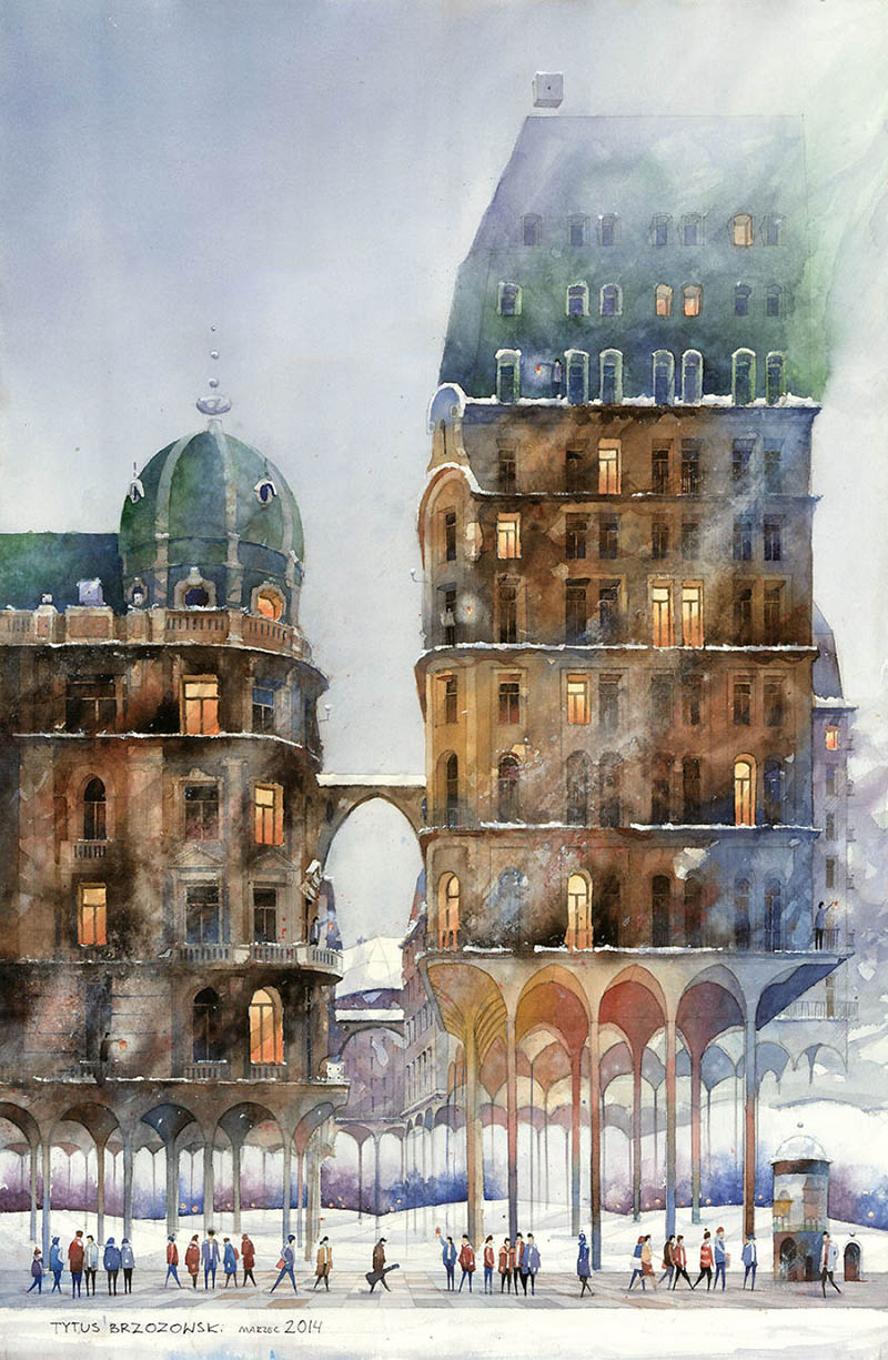 artist-from-poland-nostalgic-for-19th-century-warsaw-recreates-it-in-watercolour-vinegret (5)