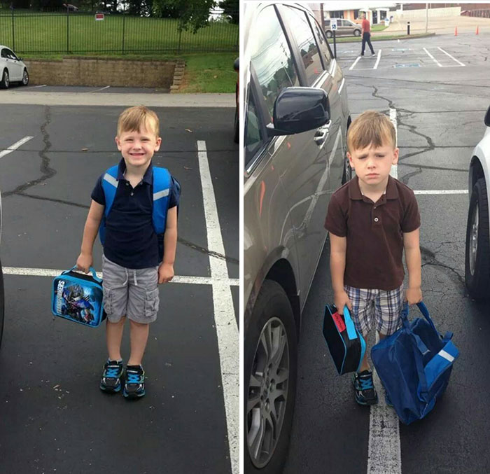 before-after-first-day-at-school-2-vinegret (2)