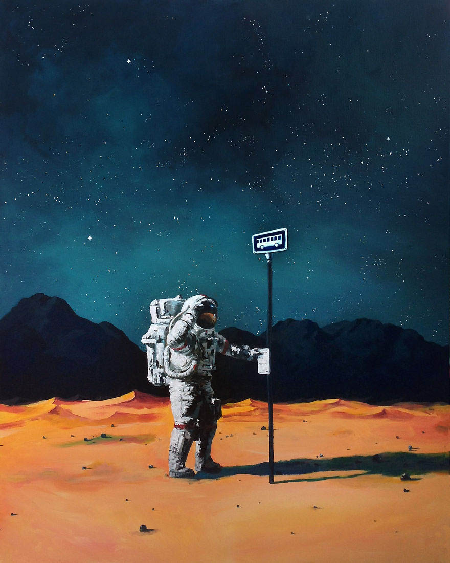 danish-artist-draws-astronauts-large-fruit-and-bus-stops-vinegret-2