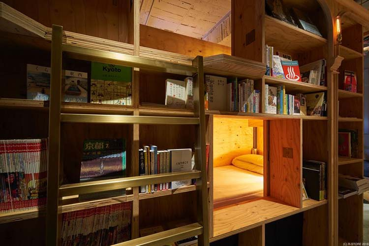 bookstore-hostel-book-and-bed-tokyo-kyoto-vinegret-3