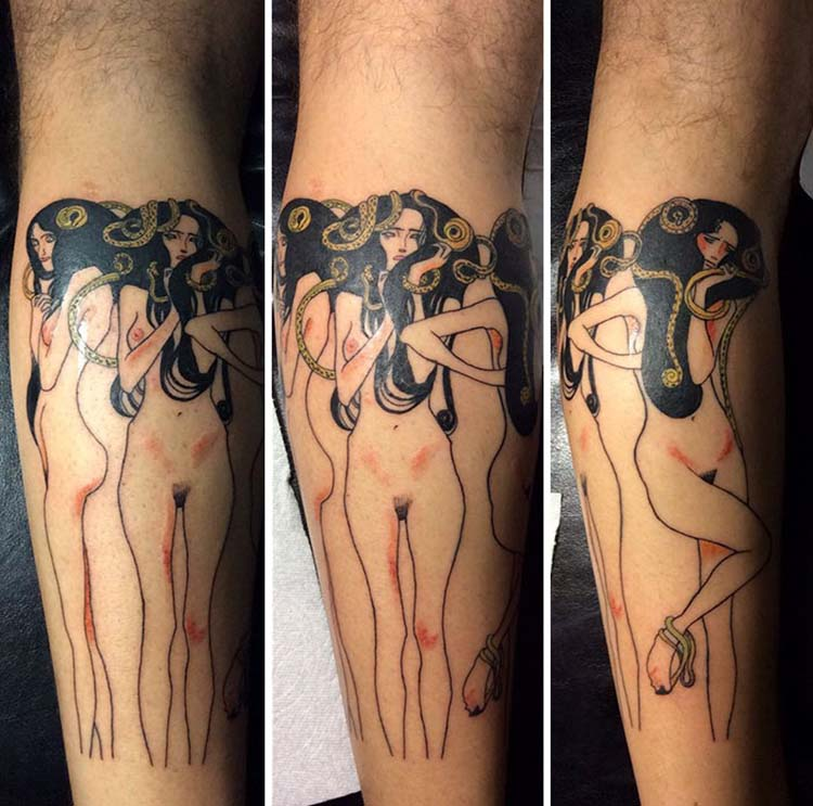 gustav-klimt-tattoo-vinegret-14